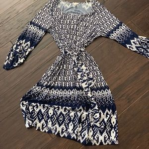 Serena and Lily Maternity Dress Size L